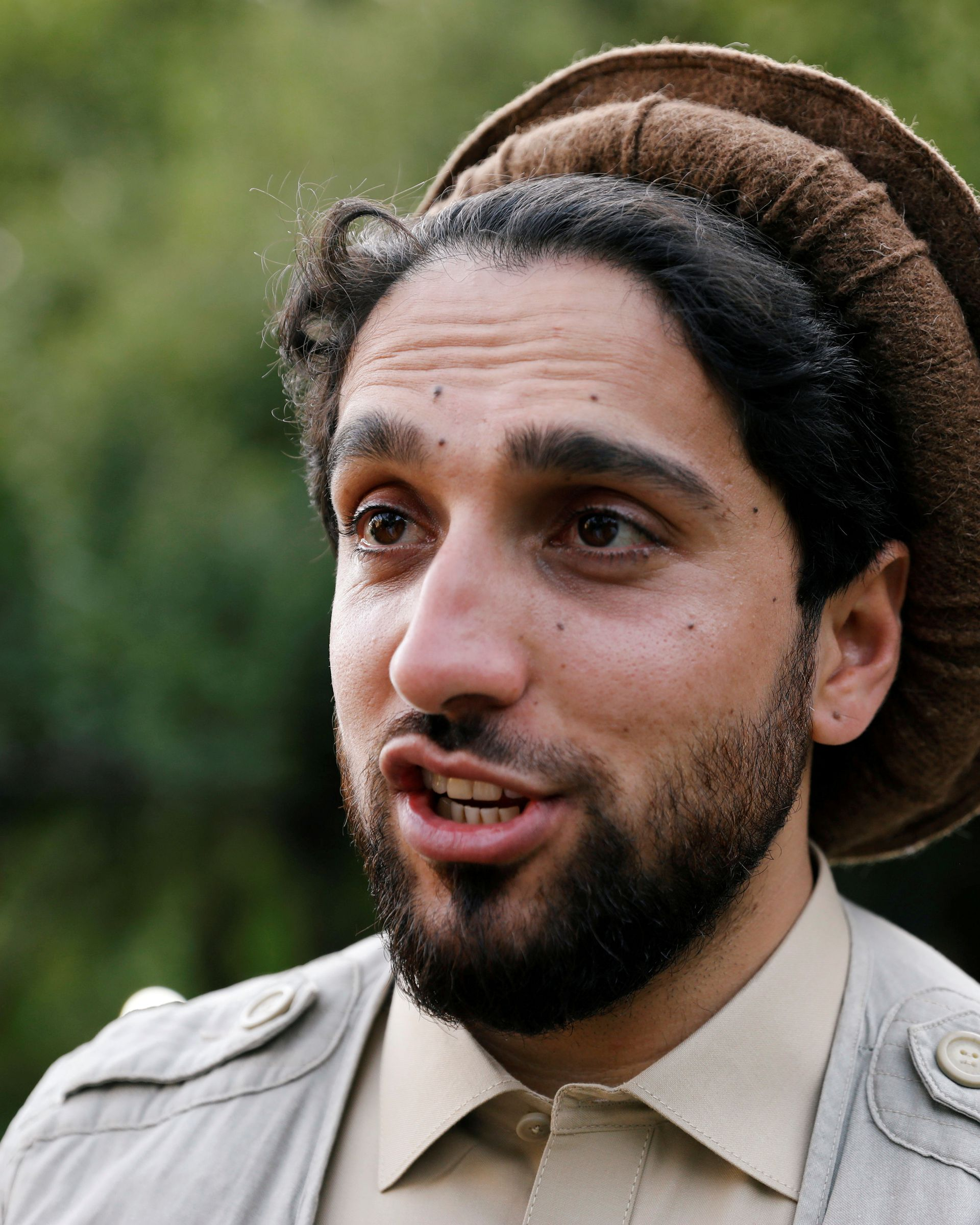 Afghanistan's Massoud says he will not surrender to Taliban   al ...