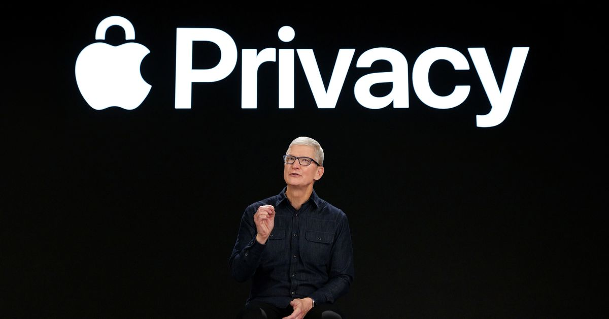 Apple's new 'private relay' feature will not be available in China - Reuters thumbnail