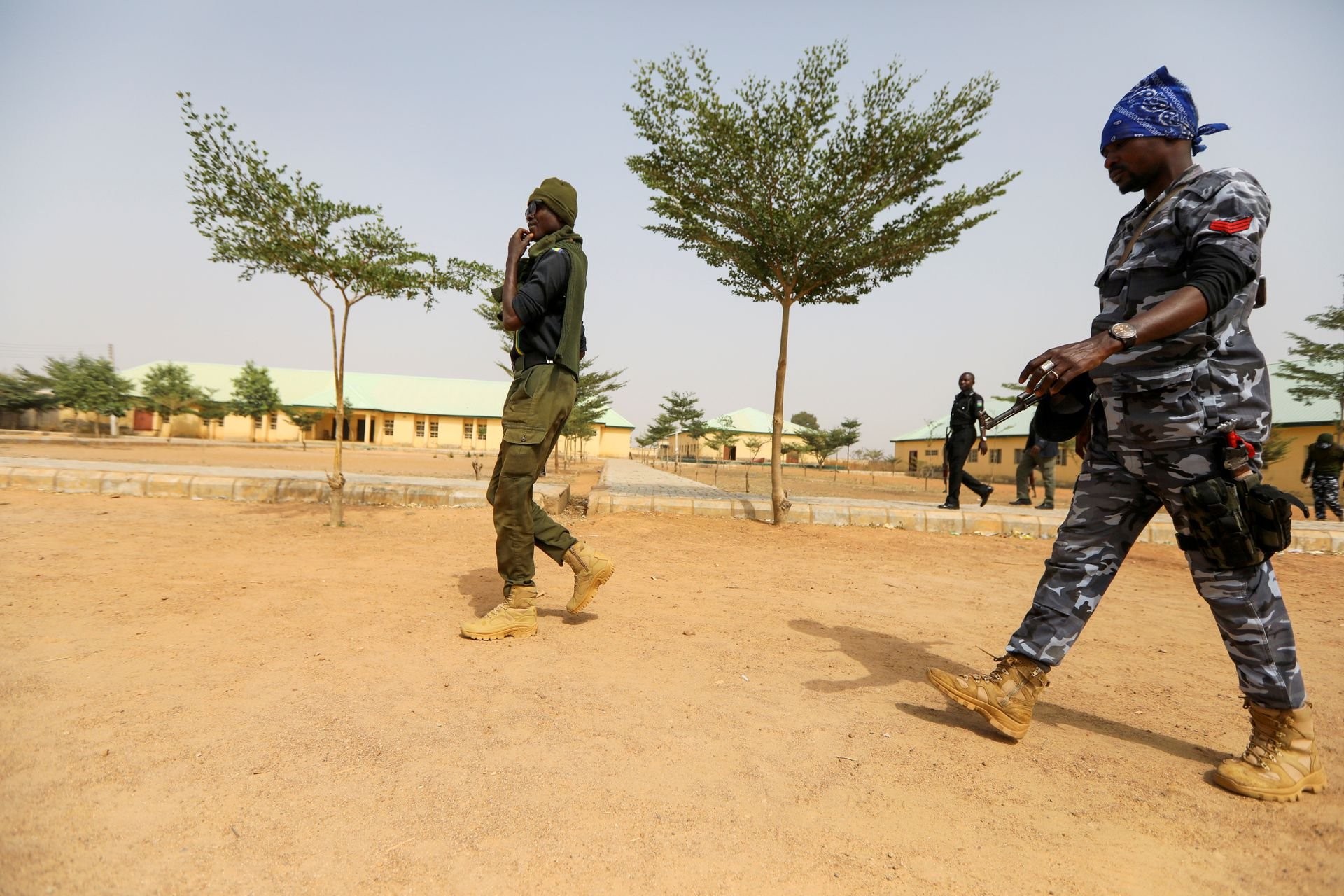 Nigeria Says 75 Abducted Schoolchildren Have Been Released Amid Military Crackdown