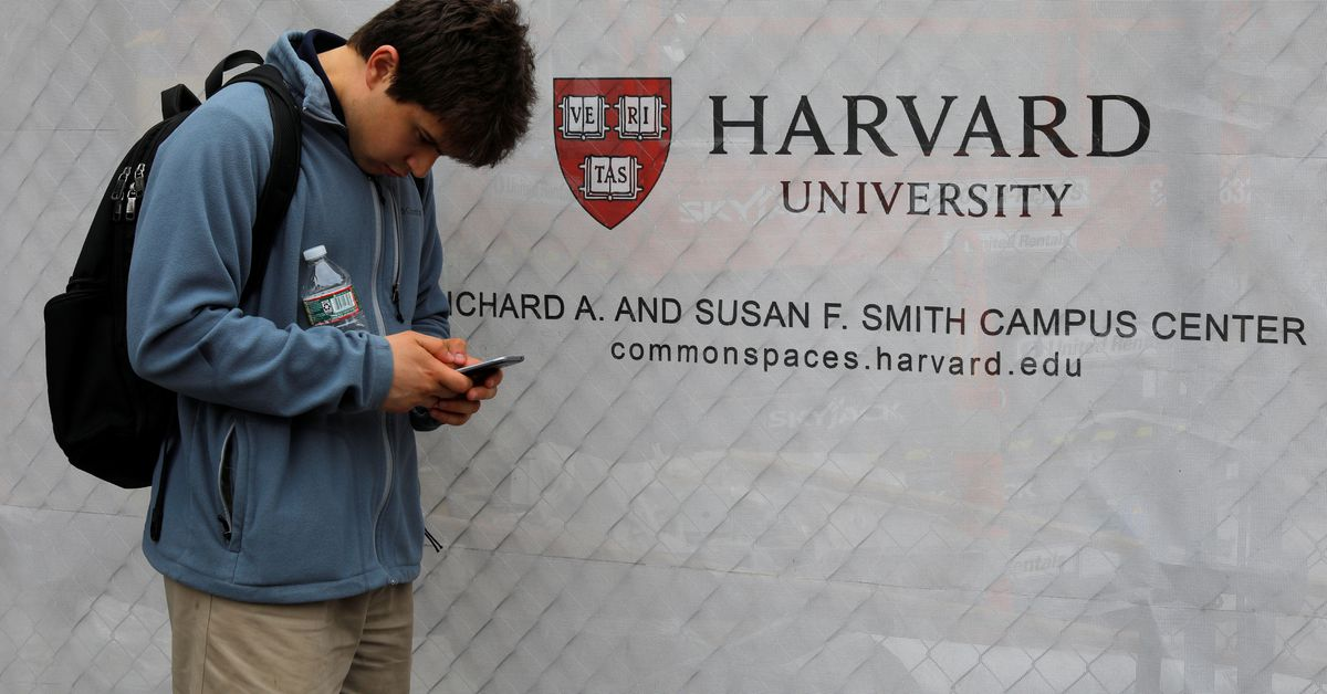 www.reuters.com: Harvard says defense costs top  million in affirmative action case