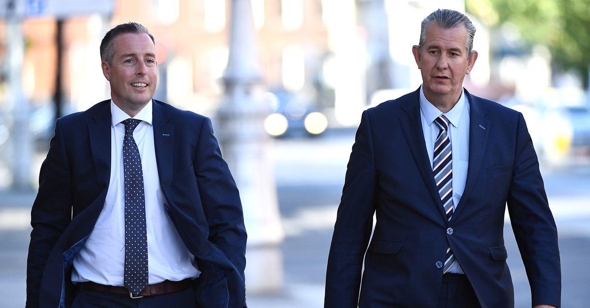 DUP leader faces major revolt over N.Ireland first minister appointment - Reuters UK