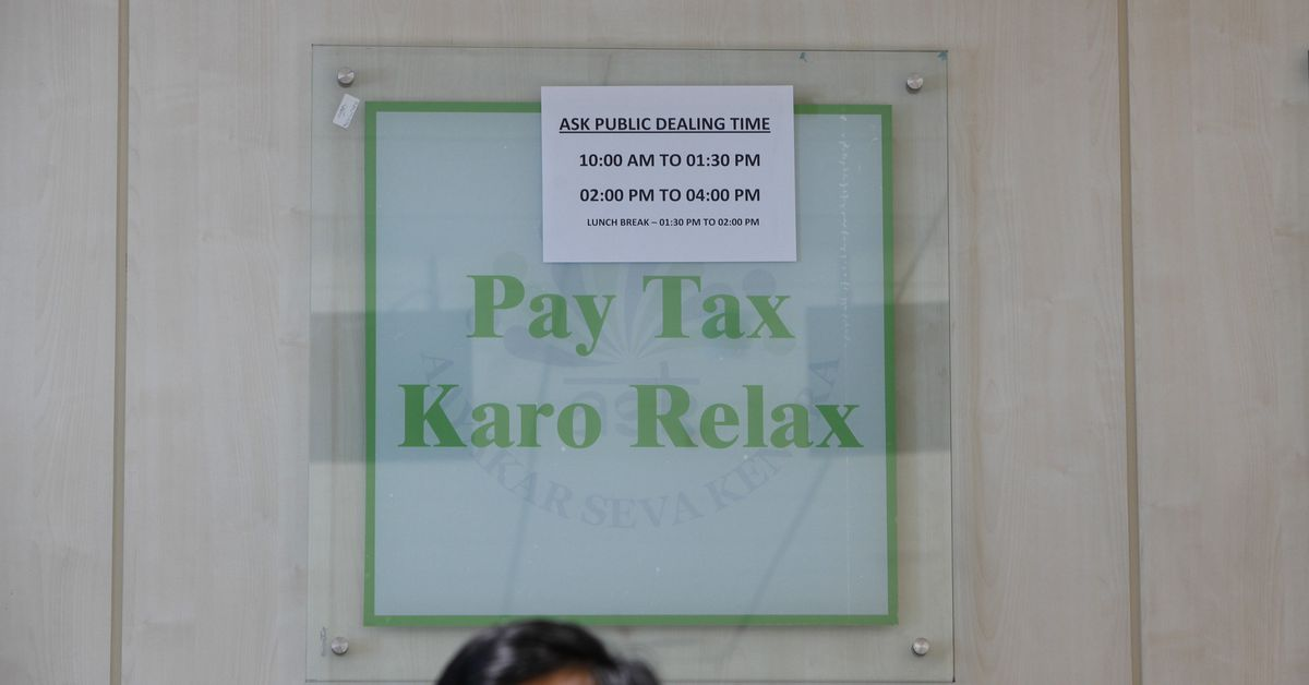 reuters.com - Aftab Ahmed - India's tax revenues likely to beat forecast on strong recovery -officials