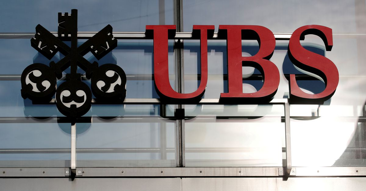 reuters.com - Brenna Hughes Neghaiwi - UBS surprises with 9% rise in Q3 net profit