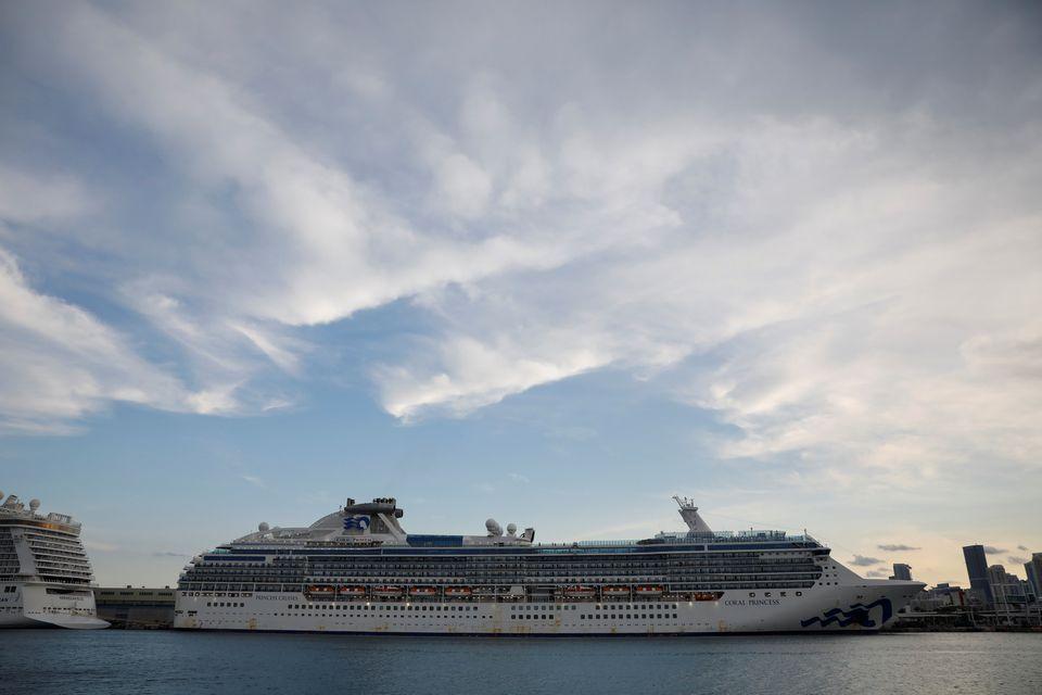 Appeals court lifts curise ship ban