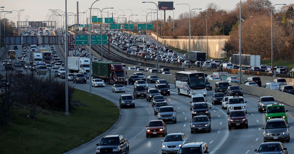 U.S. traffic deaths soar to 38,680 in 2020; highest yearly total since 2007
