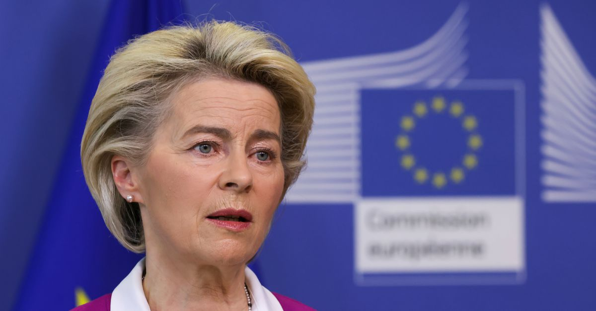 Image EU Commission says will act over Poland's challenge to bloc law