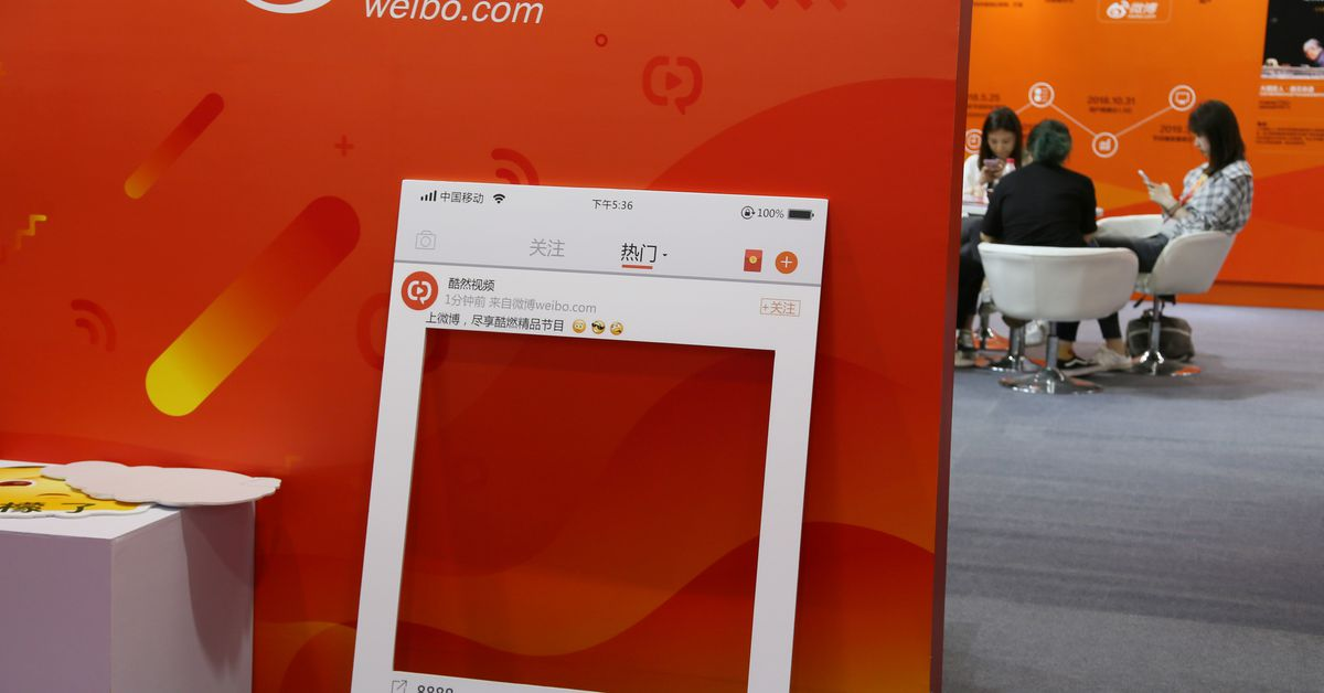 EXCLUSIVE Weibo chairman, state agency plan to take China's Twitter personal – sources