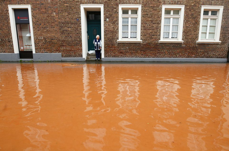 German Floods Kill at least 133 People, Search for Survivors Continues