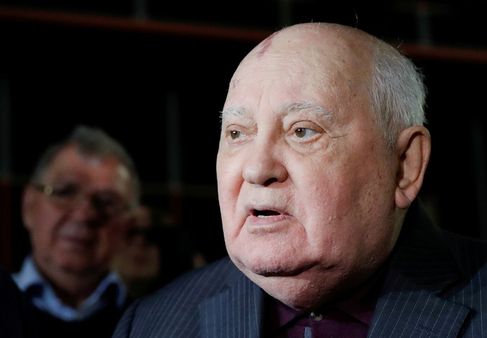 Former Soviet Leader Mikhail Gorbachev Says U.S. Invasion of Afghanistan 'Was Failed from the Start'