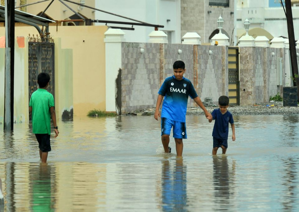 Seven More People Killed in Oman Following Tropical Storm Shaheen