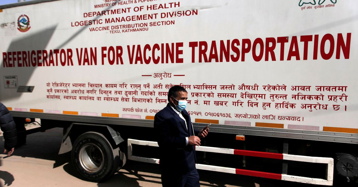 India to restart COVID vaccine exports to COVAX, neighbours - Reuters India