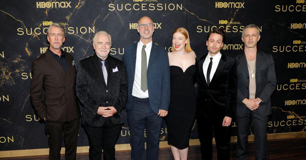 """Succession"" TV series returns for third season of family power struggle"