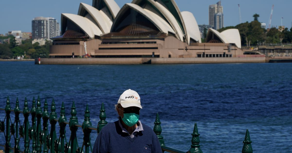 Các trường hợp COVID-19 ở Sydney giảm bớt hơn nữa khi trọng tâm chuyển sang nền kinh tế đang phục hồi