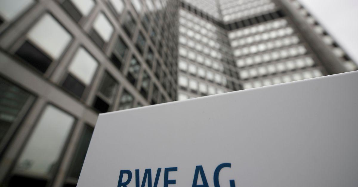 RWE plans to bring Australian 'green' hydrogen to Europe