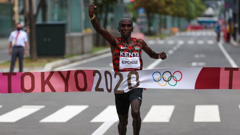 Kenya's Eliud Kipchoge Cements Legacy as Greatest Marathon Runner in Sapporo