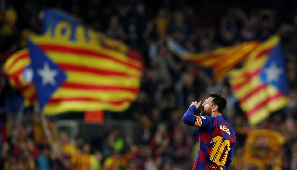 Lionel Messi to Leave Barcelona Due to 'Financial Obstacles' Says La Liga