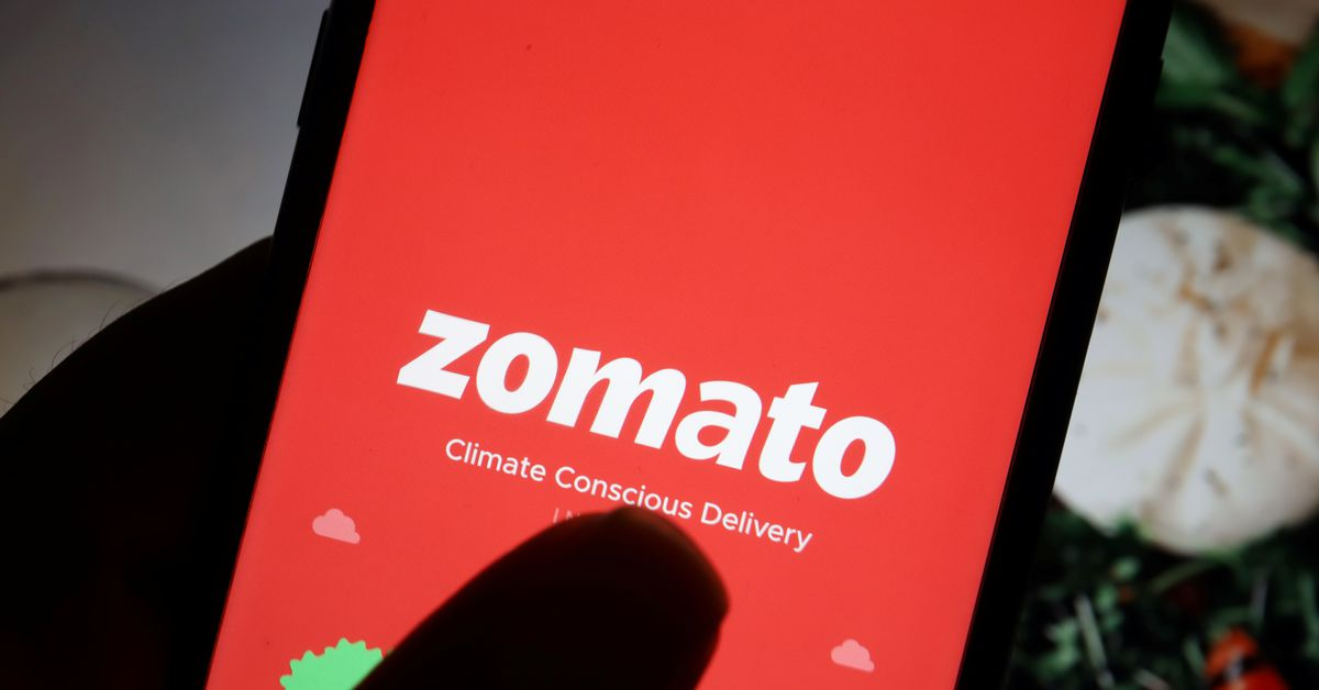 reuters.com - Ant-backed Zomato soars in India market debut, valued at $12 billion
