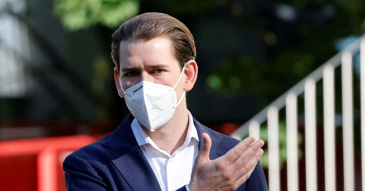 'Unimaginable' for Austria's Kurz to stay on if convicted, vice chancellor says - Reuters