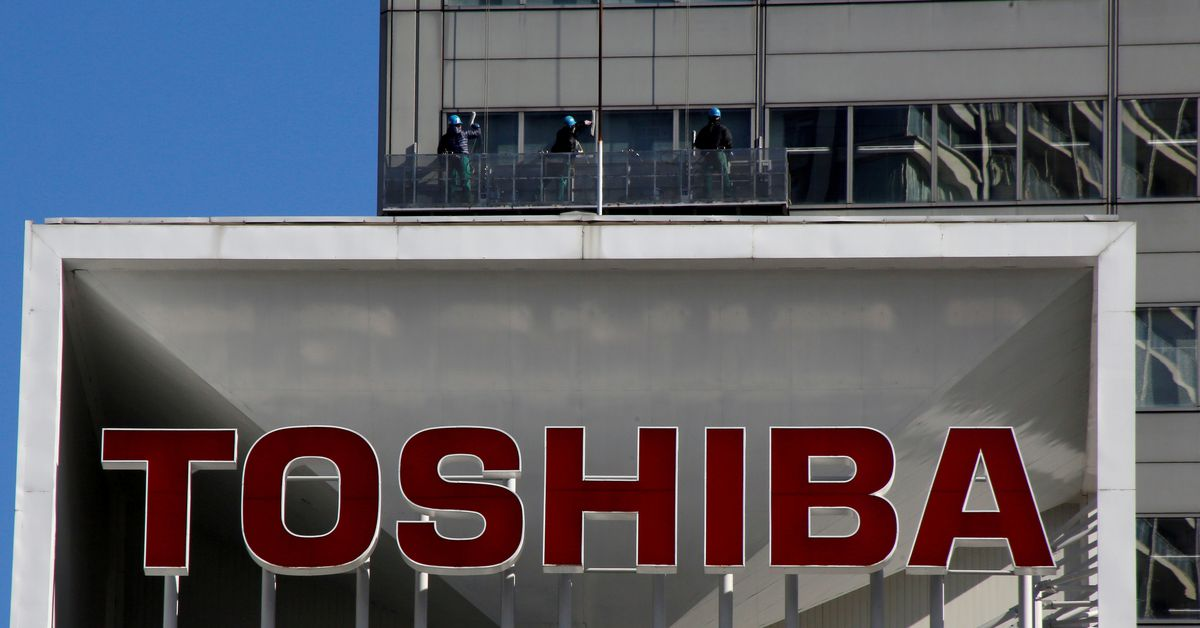 Toshiba colluded with government to undermine shareholders probe finds – Reuters