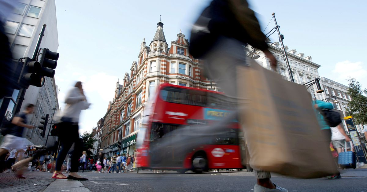 UK shoppers, hit by fuel crisis, turn more cautious on spending - Reuters