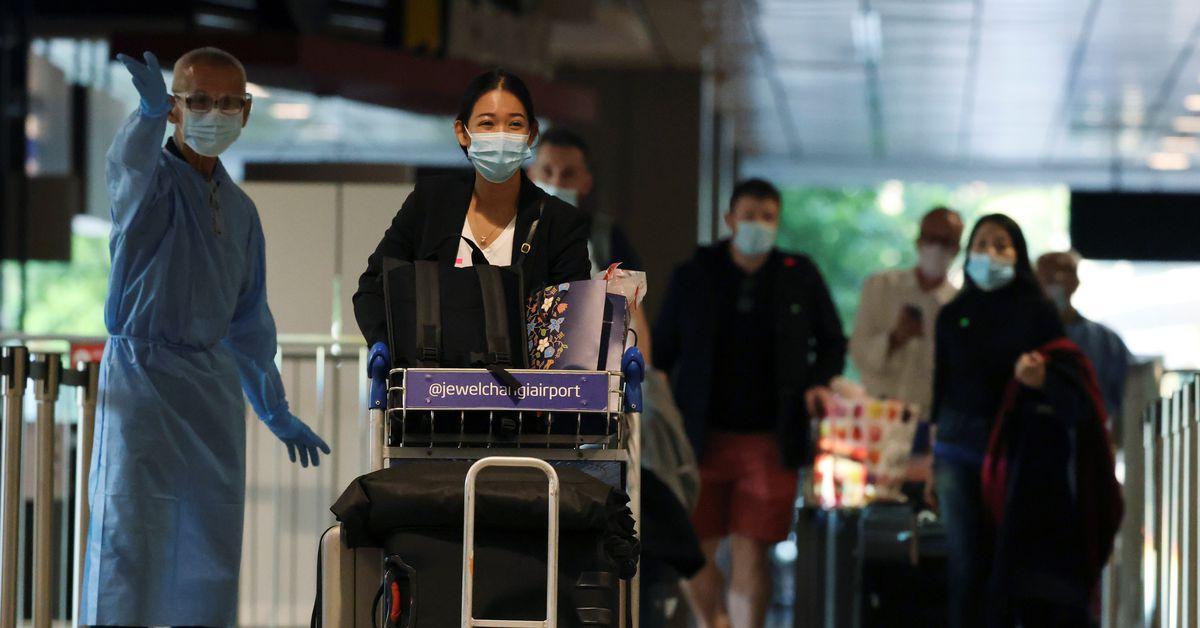 reuters.com - Singapore adds Australia, Switzerland to quarantine-free travel programme