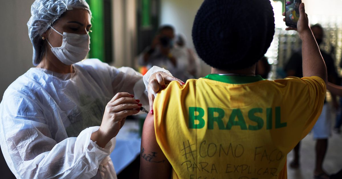 Brazil has 373 COVID deaths in 24 hours, lowest since April 2020 -ministry - Reuters