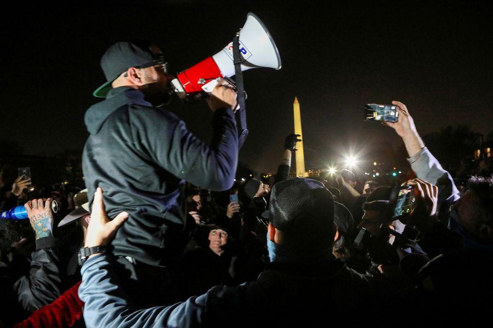 D.C. Judge Sentences Proud Boys Leader Enrique Tarrio to Five Months in Jail