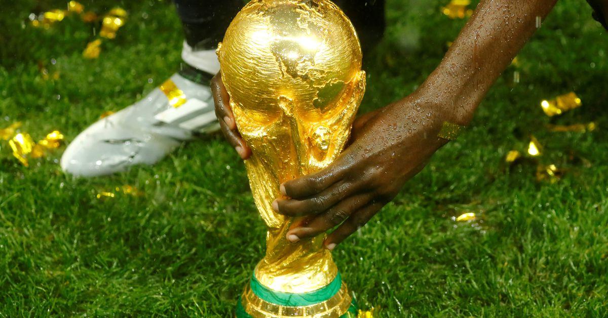 4 South Asian nations again FIFA's biennial World Cup push