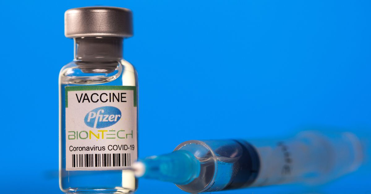 Image Morocco reinforces vaccine campaign with Pfizer-BioNTech vaccinations - Reuters
