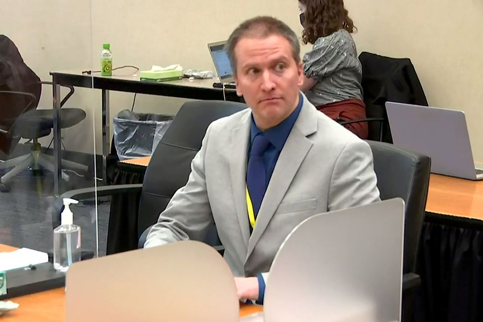 Former Minneapolis Officer Derek Chauvin to Appeal Murder Conviction