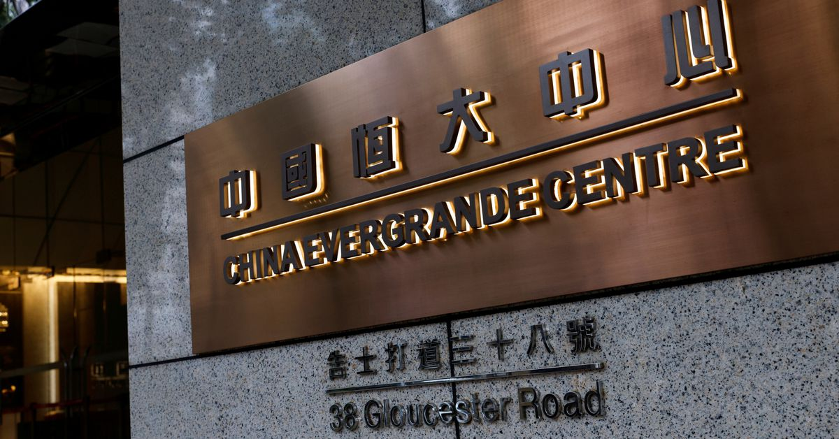 China Evergrande is not 'too big to fail', says Global Times editor – Reuters