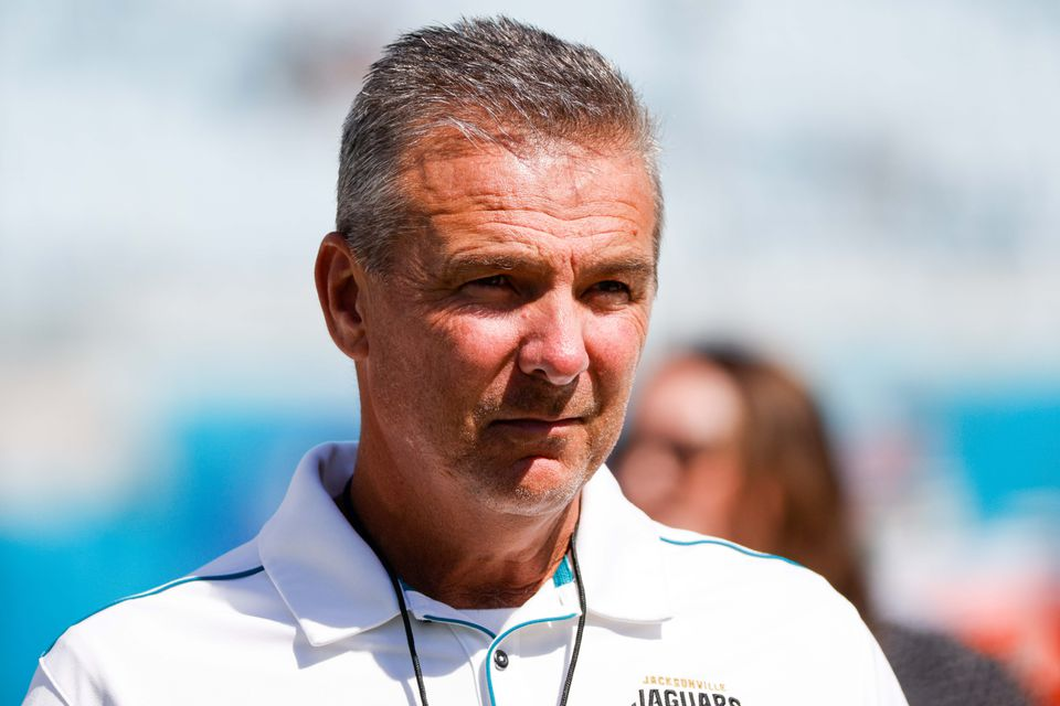 Jaguars Players Reportedly View Urban Meyer As A 'Fraud,' 'Con man'