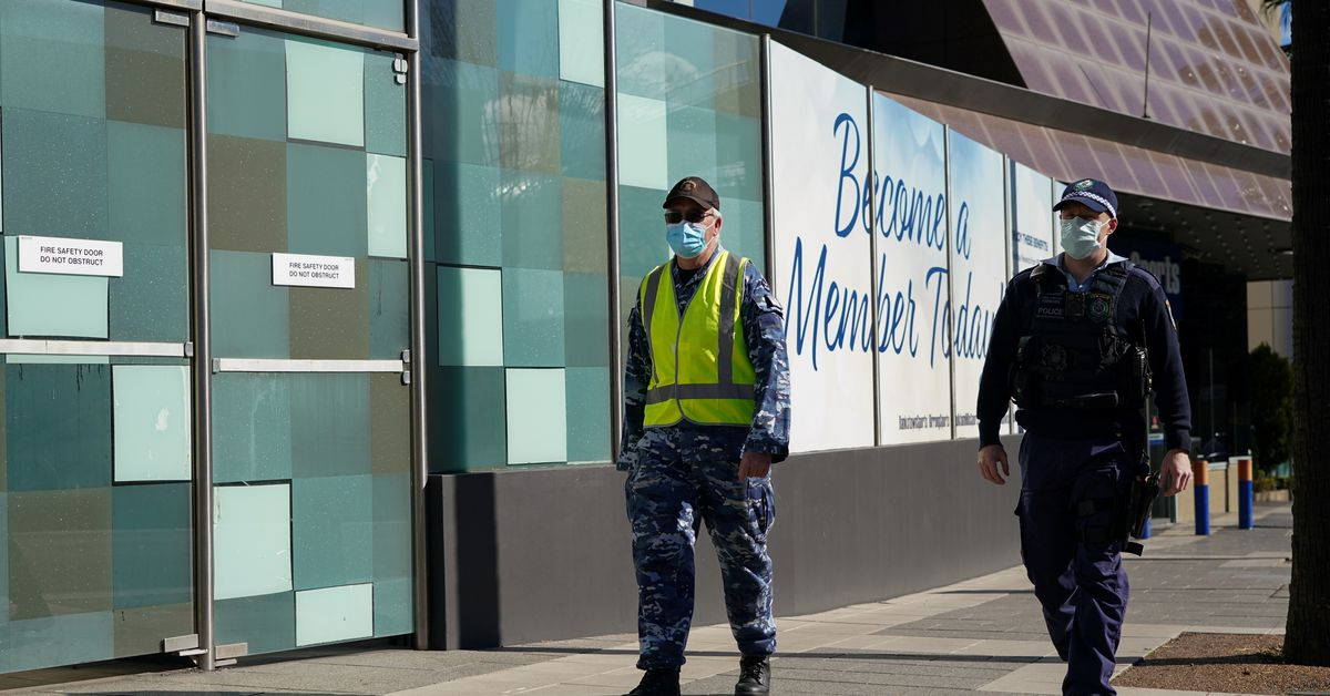 Sydney suffers deadliest day of pandemic as lockdown nears seventh week
