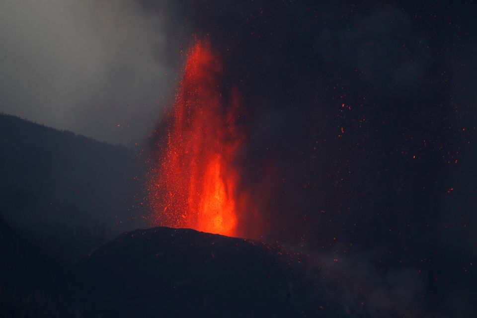 Three More Towns Evacuated on La Palma as Volcanic eruption intensifies
