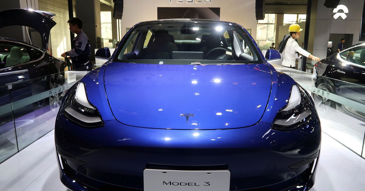 Tesla's vehicle price increases due to supply chain pressure Musk says – Reuters