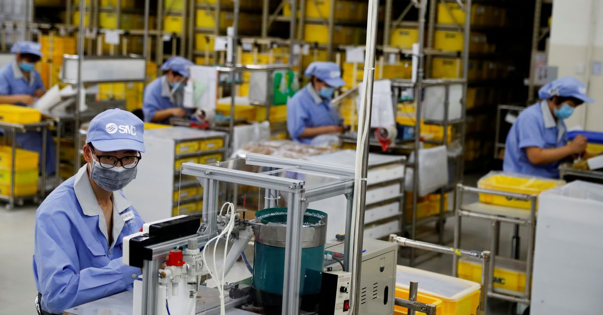 Column: China's productivity more important than its ageing population: Kemp - Reuters