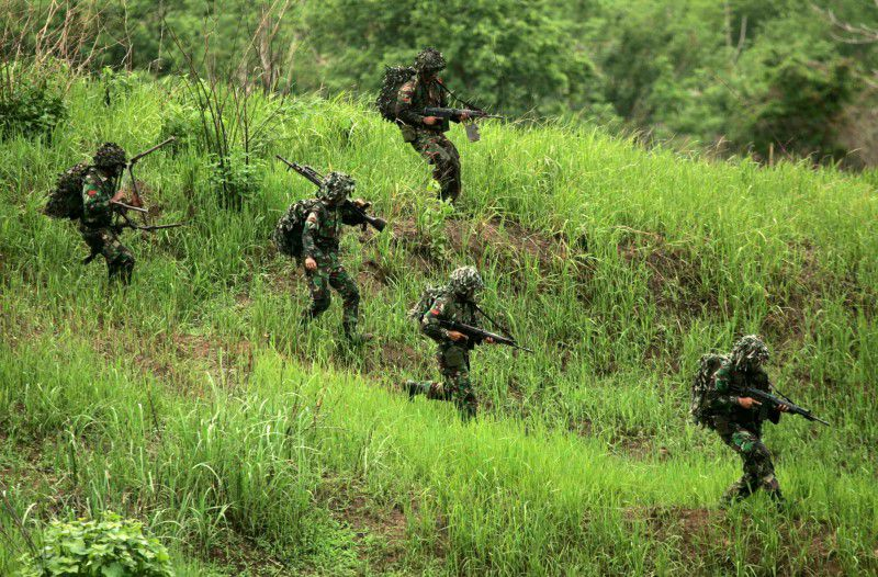 Indonesian Army Says has Stopped 'Virginity Tests' on Female Cadets