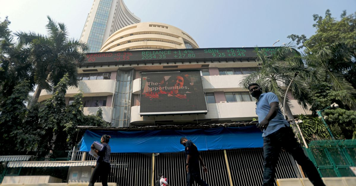 Indian shares see best week in a month after cenbank assures liquidity - Reuters India