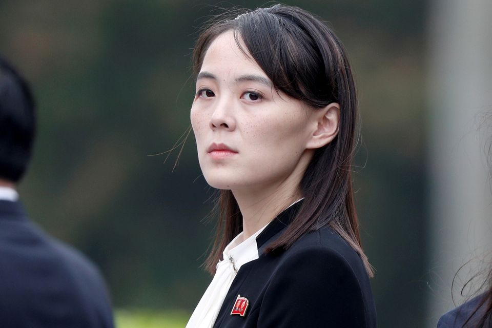 Kim Jong Un's Sister Warns South Korea Against Participating in Joint Military Exercise with U.S. in Washington