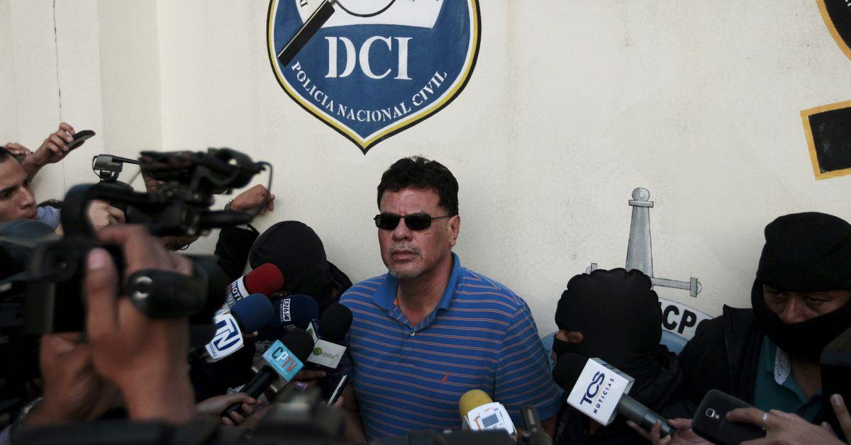 Responsible plea doable from El Salvador ex-soccer chief in FIFA corruption probe