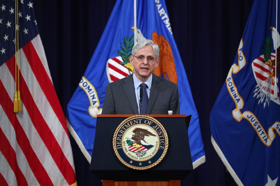 AG Garland to aggressively defend voting rights