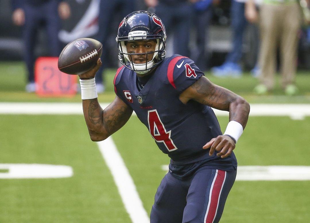 Houston Texans Rejected Three First-round Picks and Three Third-round Picks for Deshaun Watson During Draft