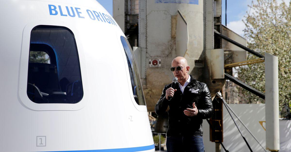 reuters.com - Blue Origin, Boeing chart course for 'business park' in space