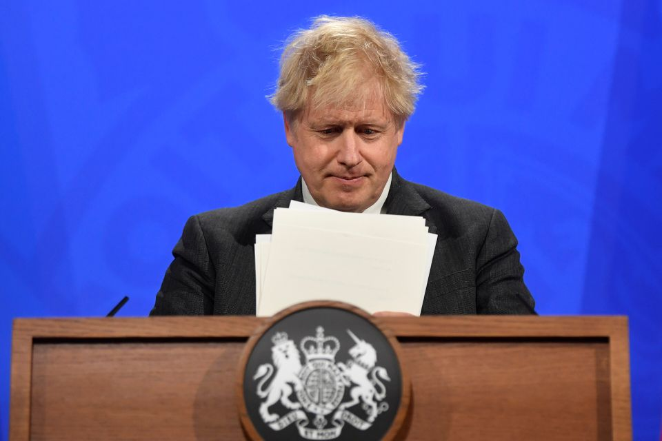 British Prime Minister Boris Johnson Calls Emergency Virtual G7 Meeting to Discuss Afghanistan Crisis