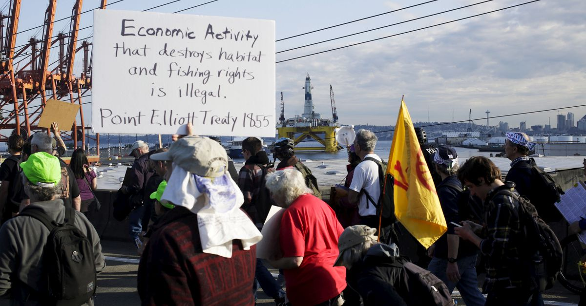 U.S. stops Trump-era effort to loosen safety rules for Arctic drilling thumbnail