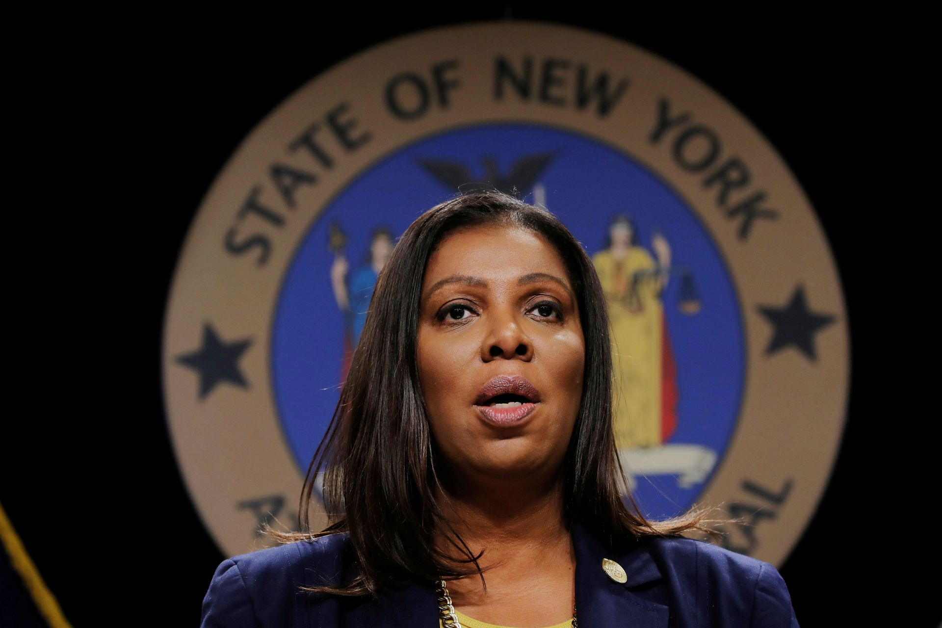 New York AG Letitia James Criticized for Not Handling Daniel Prude's Police-Involved Death With 'Same Focus and Determination' as Cuomo Investigation