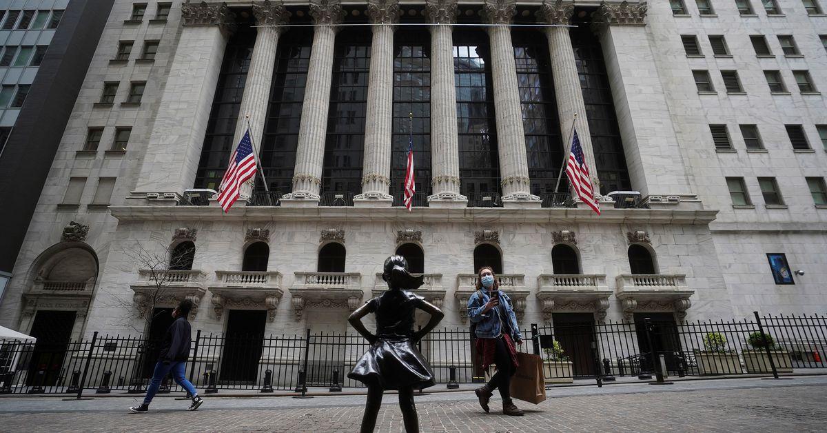 Wall Street drops as Delta variant raises fears