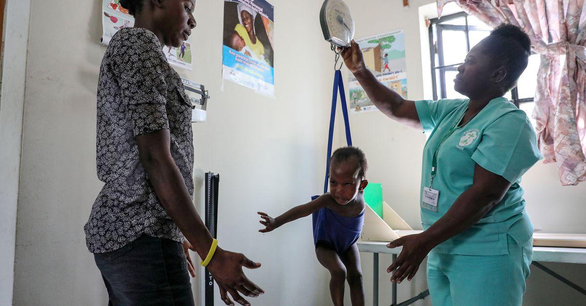 UNICEF: Acute Malnutrition Surging Among Haitian Children