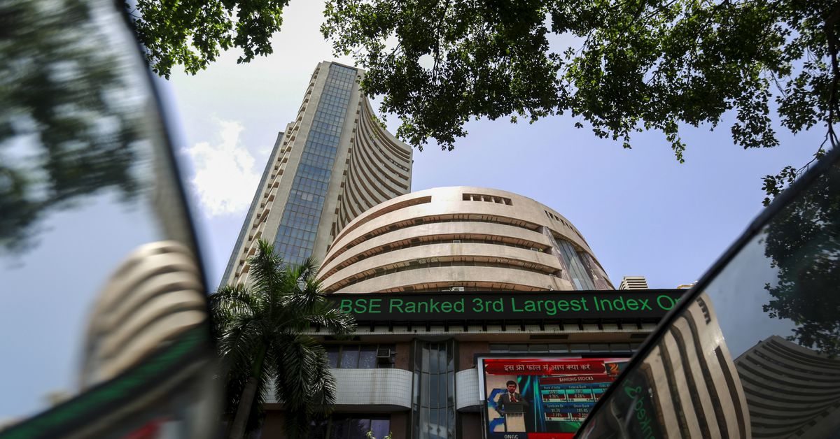 Indian shares rise ahead of central bank address - Reuters India