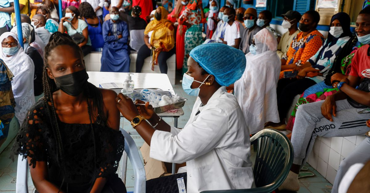 Senegal logs zero new COVID-19 cases for first time since pandemic began - Reuters